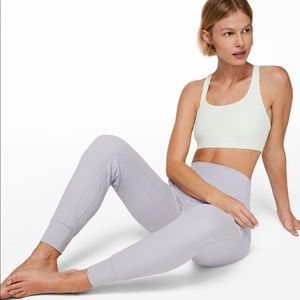 NWT Align Jogger in Silver Lilac